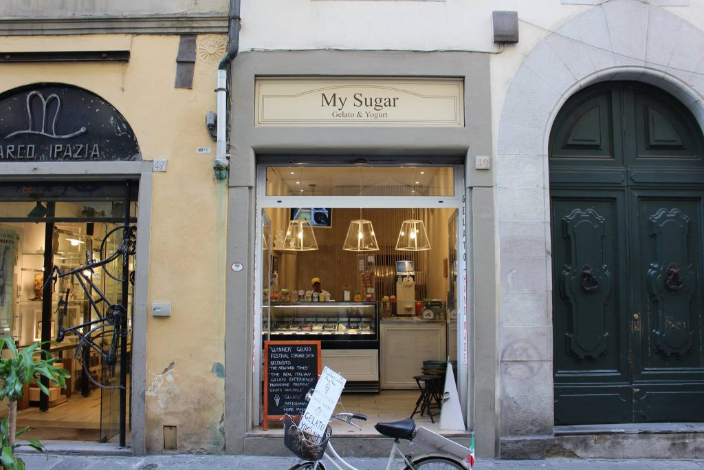 FIRENZE My Sugar Gelato & Yogurt