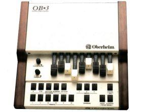 Oberheim OB・3