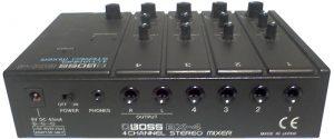 BOSS BX-4(rear)