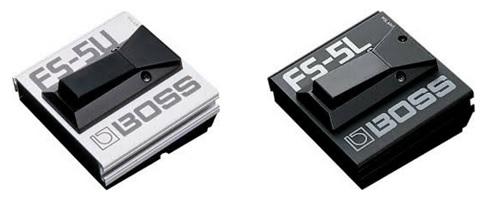 BOSS FS-5U/FS-5L