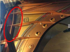 piano mic setting