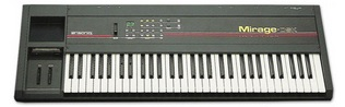 ENSONIQ Mirage DSK-1