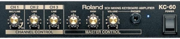 Roland KC-60(panel)