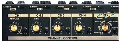 Roland KC-880(panel)