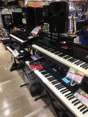 島村楽器 静岡パルコ店