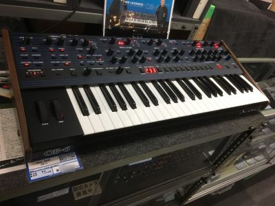 DAVE SMITH INSTRUMENTS OB-6(Five G)