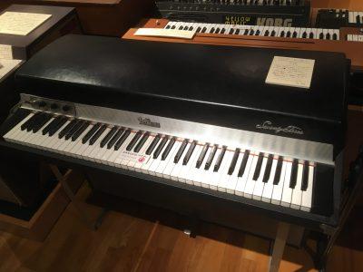 Fender Rhodes 76(浜松市楽器博物館)
