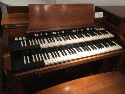 HAMMOND B-3(浜松市楽器博物館)