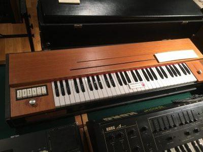 HOHNER D6(浜松市楽器博物館)