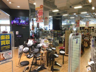 クエストミュージックザザシティ店(浜松)