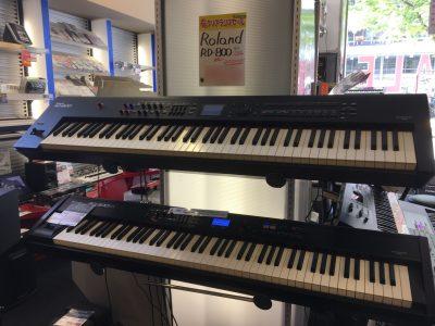 Roland RD-800/RD-300NX(Questmusic ZAZACity)