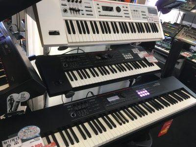 Roland JUNO-DS88/JUNO-DS61/JUNO-DS61W(Questmusic ZAZACity)