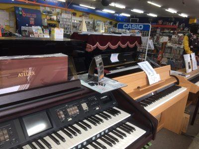 シマダヤ楽器店@長野県茅野市