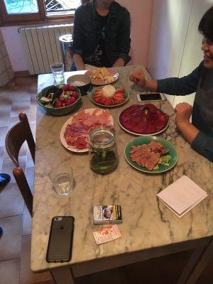 Cena a Firenze