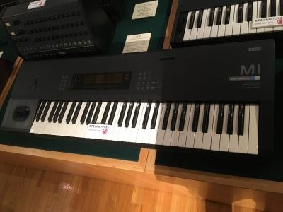 KORG M1(浜松市楽器博物館)