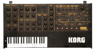 KORG MS-20 education-model