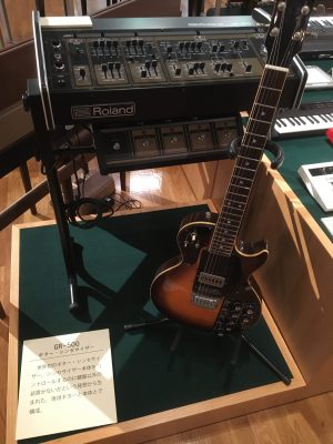 Roland GR-500(浜松市楽器博物館)
