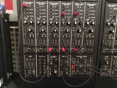 Roland System-700 VCO Bank