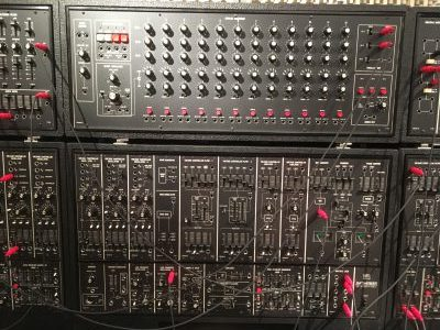 Roland System-700 Main Console & Analog Sequencer