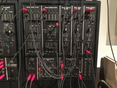 Roland System-700 VCF/VCA Bank