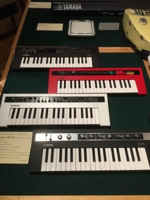 YAMAHA recafe series(浜松市楽器博物館)