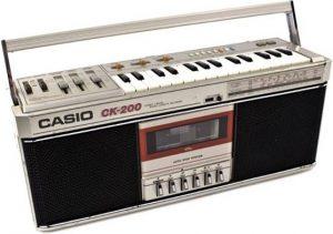 CASIO CK-200