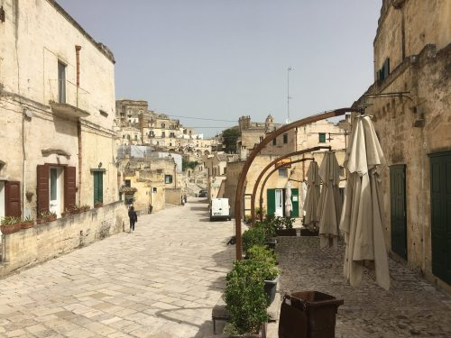 イタリア・マテーラ(Sassi di Matera)