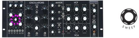 STUDIO ELECTRONICS MIDIMOOG ver3