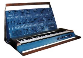 ARP 2600(Blue Marvin)