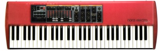 CLAVIA Nord Electro Sixty One