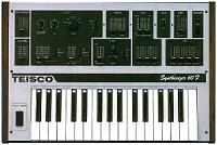 TEISCO S-60F