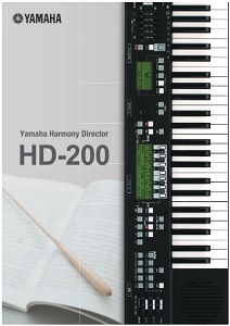 YAMAHA HD-200(catalog)