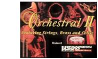 "Roland SR-JV80-16 ""Orchestral II"""