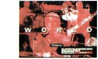 "Roland SR-JV80-05 ""World"""