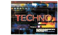 "Roland SR-JV80-11 ""Techno Collection"""