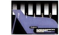 """Roland SR-JV80-03 """"Piano"""""""