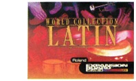 "Roland SR-JV80-18 ""World Collection ""Latin"""""