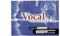 "Roland SR-JV80-13 ""Vocal Collection"""