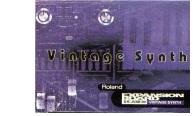 """Roland SR-JV80-04 """"Vintage Synth"""""""